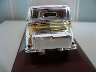maqueta estática escala 1/43 Isotta Fraschini Tipo 8