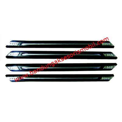 Bumper Guard GZ-307 Black