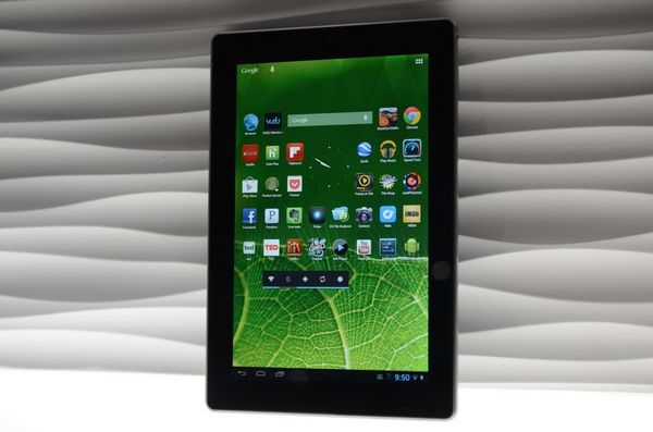 Vizio 7-inch Tegra 3 Tablet Features Stock Android Experience