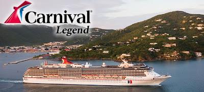 SergioCruises Carnival Legend Na Europa Em 2013 E Com