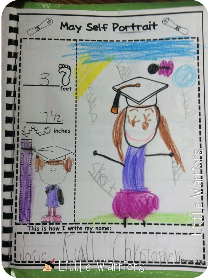portfolios  memory books for kindergarten  pre