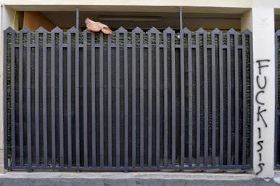 buongiornolink - Napoli, davanti alla moschea di Giugliano una testa di maiale e la scritta Fuck Isis