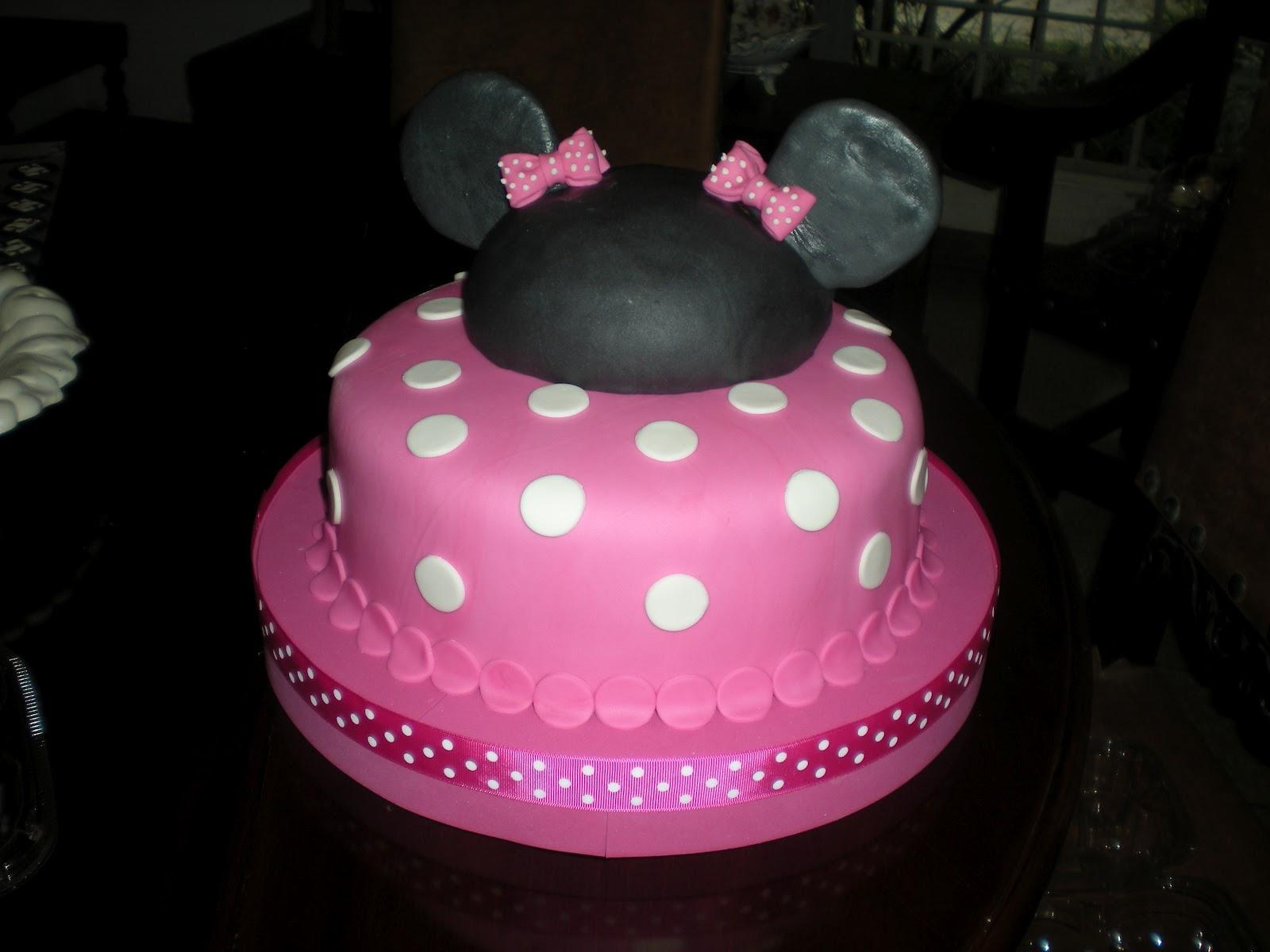 Torta y Cupcakes de Minnie Mouse | Postrecitos y Algo más