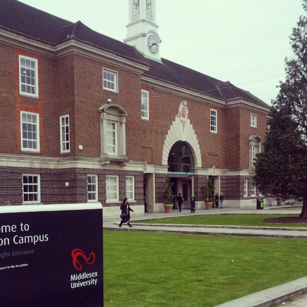 A picture of Middlesex University