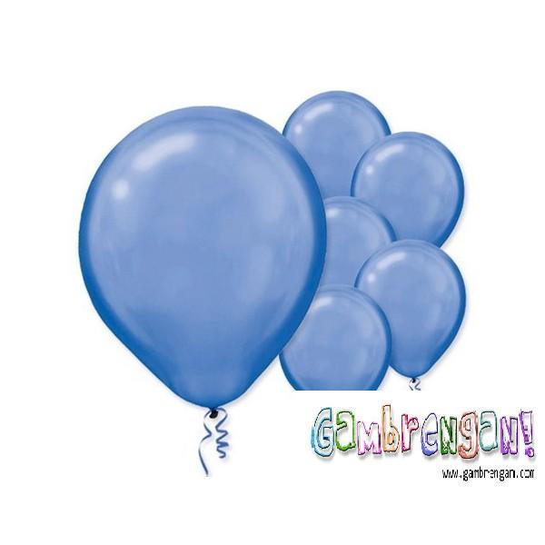 Balon dekorasi Biru Tua