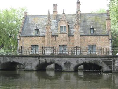 Los Canales de la ciudad de Brujas