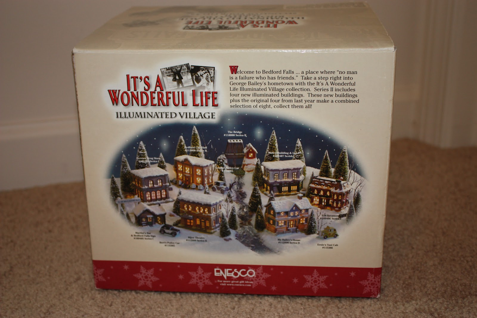 The Bedford Falls Sentinel An It 39 S A Wonderful Life Blog The Movie House From The Movie The