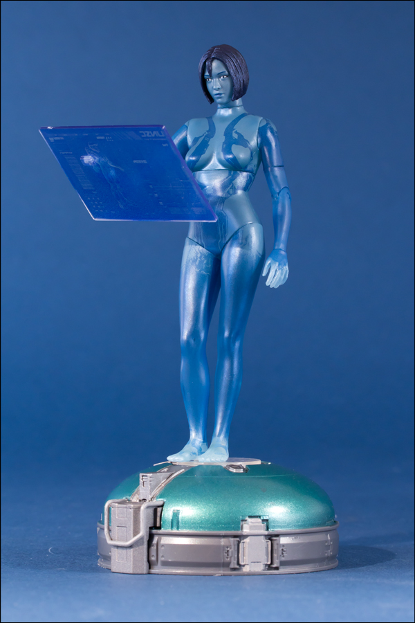 Super punch cortana and other new halo 4 figures
