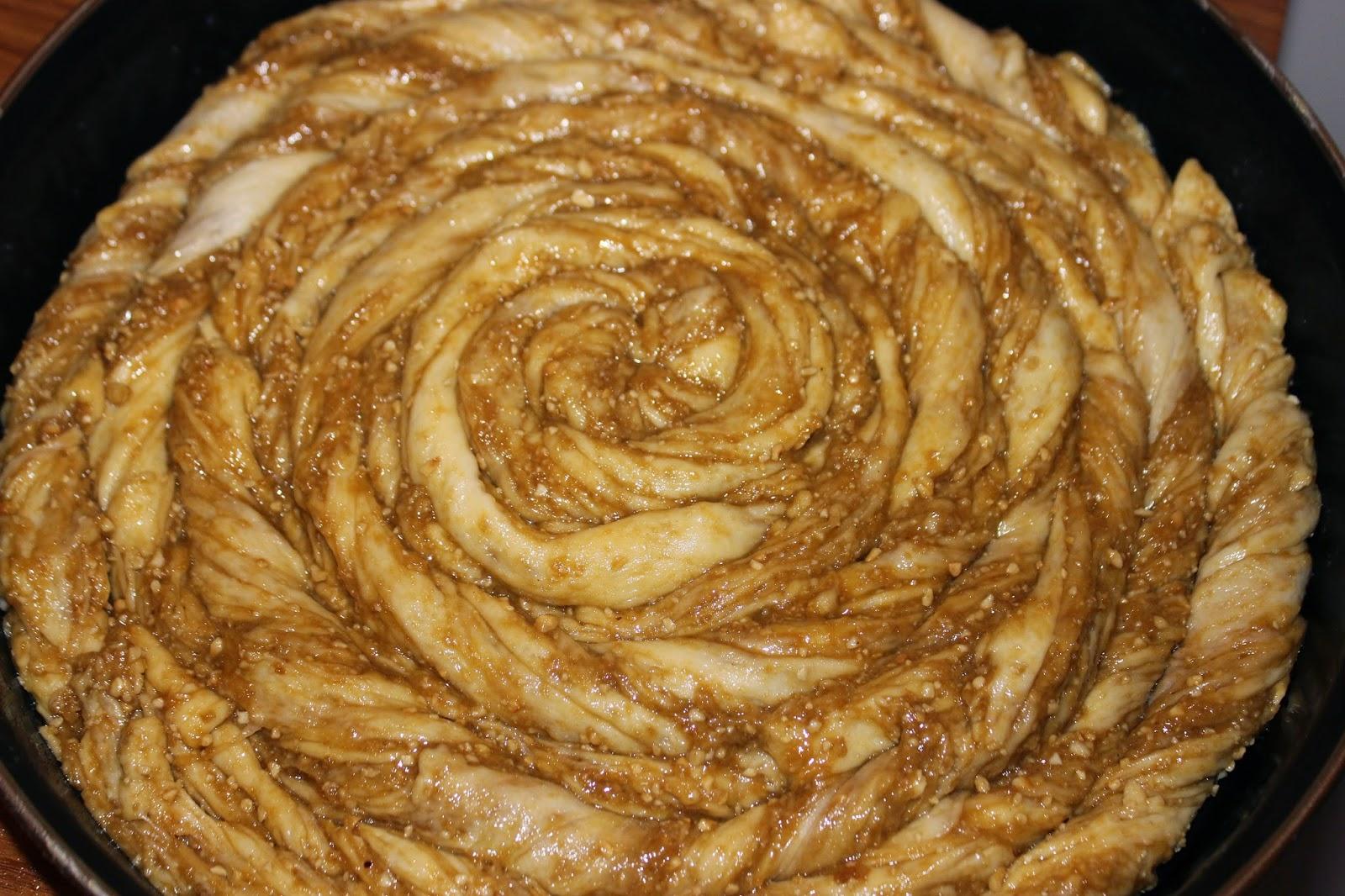Fındıklı Pekmezli Çörekler