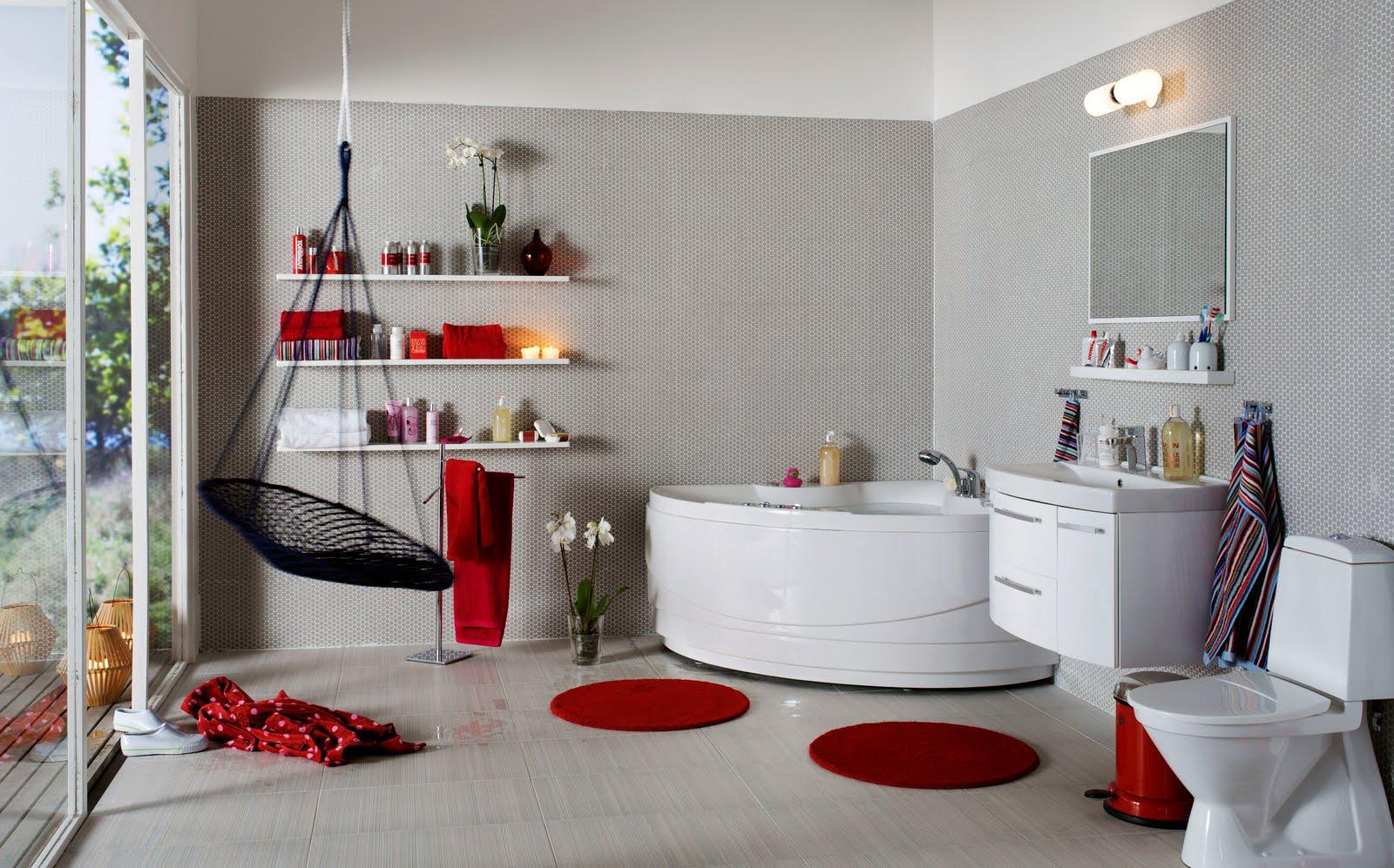Tolis inredning: härliga badrum!