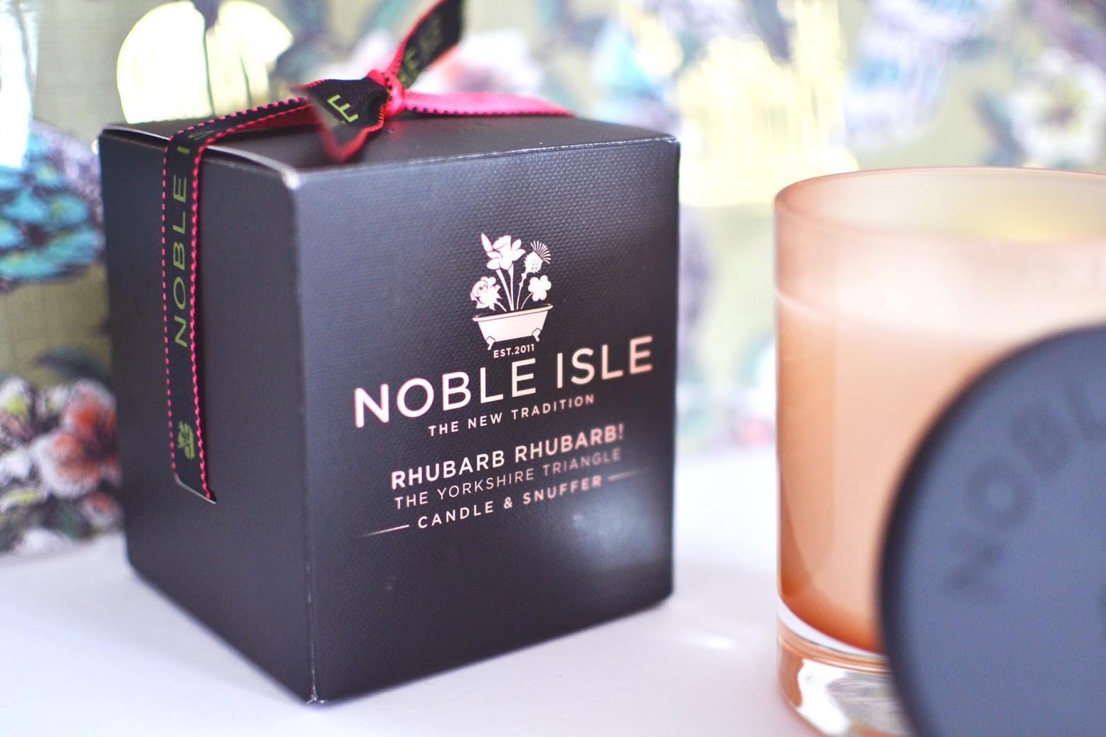 Noble Isle candle