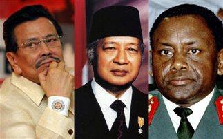 Οι πιο διεφθαρμένοι ηγέτες του πλανήτη!