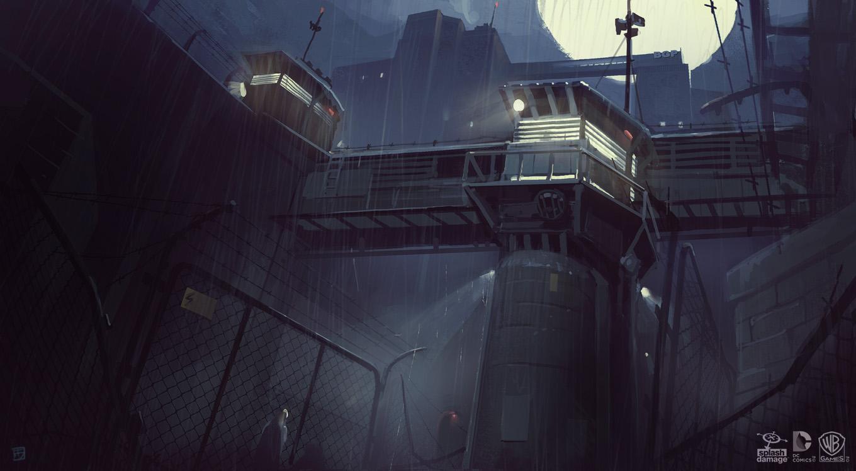 Prison project study