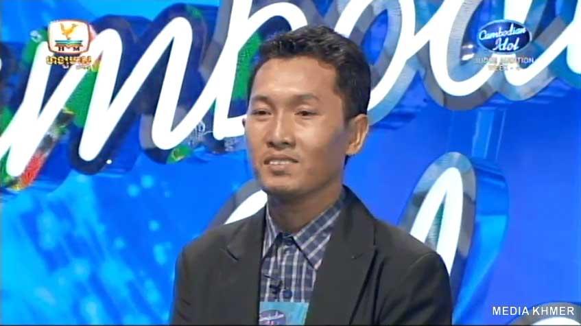 Cambodian Idol, Judge Audition, 02 August 2015, Week 04, Part 12 (Hong Rothanak)