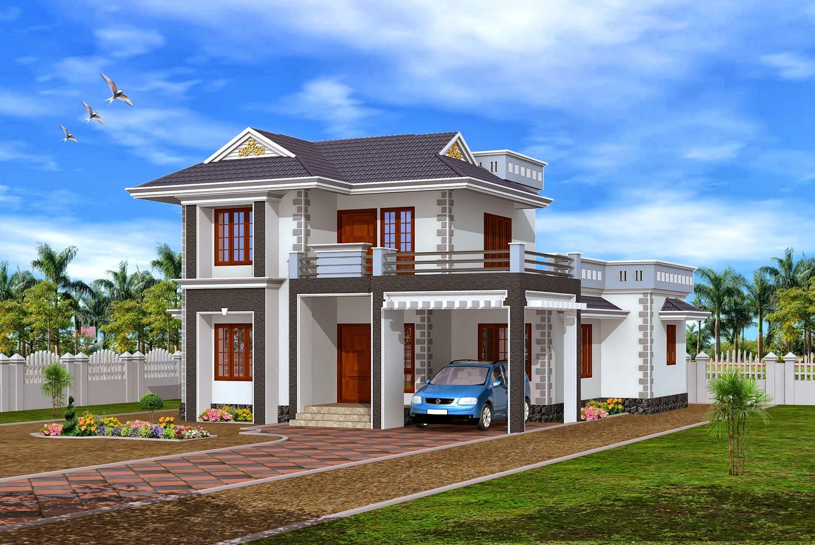 Evens Construction Pvt Ltd: KERALA HOME DESIGN