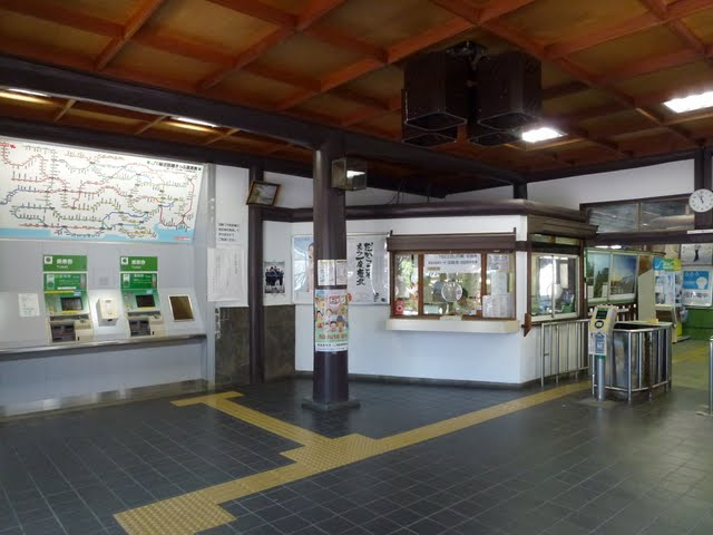 JR東日本 奥多摩駅