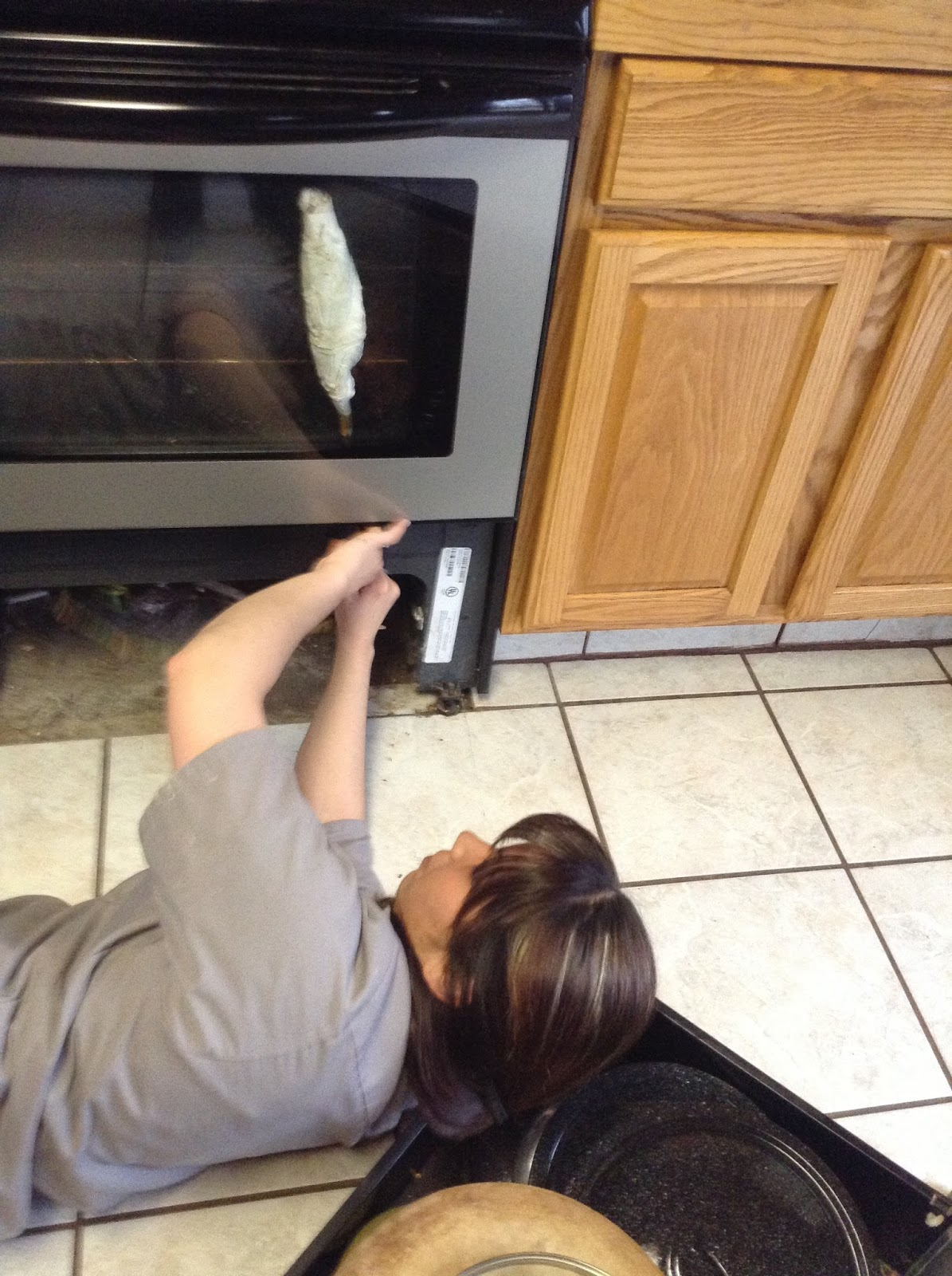 how to clean oven window inside