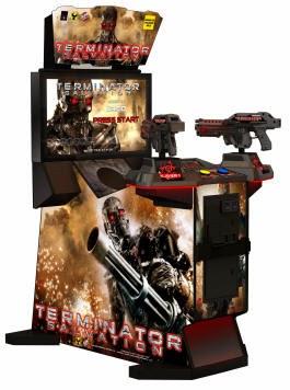 игровой автомат terminator salvation