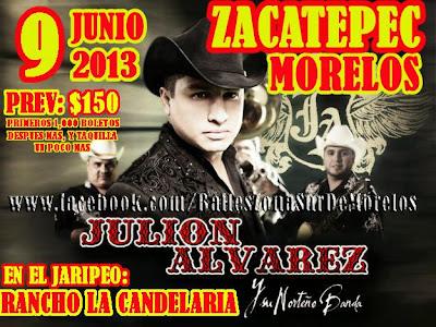9 de junio julión álvarez en zacatepec morelos