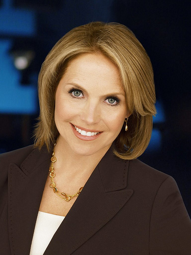 katie couric legs. Katie Couric leaving CBS