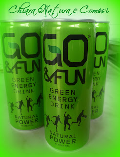 Go&Fun Energy Drink Erba Vita