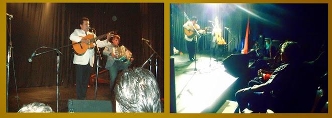 En el Teatro Discepolo de Santos Lugares
