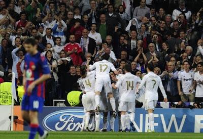 Real Madrid Cska Mosca 4-1 highlights sky