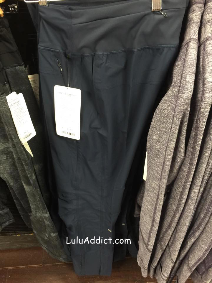 lululemon beat the sleet pant