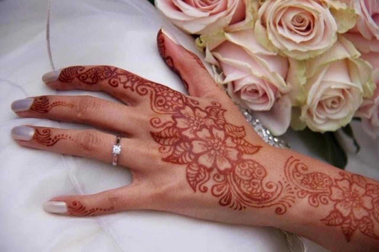 Bridal Mehndi Designs Beautiful Indian Henna Mehndi Design Eid Ul