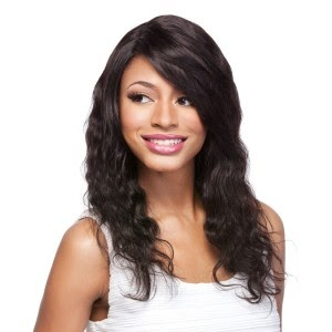 Its a Wig Salon Remi 100% Brazilian Human Hair Part Lace Wig Body Wave 20""