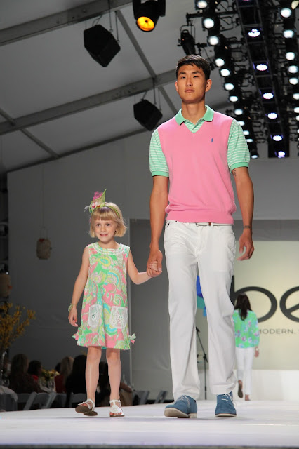 Vintage Lilly Pulitzer, the Queen City Style, Charleston Fashion Week, Belk, Lilly Pulitzer Fashion Show and Auction raise money for MUSC Children's Hospital