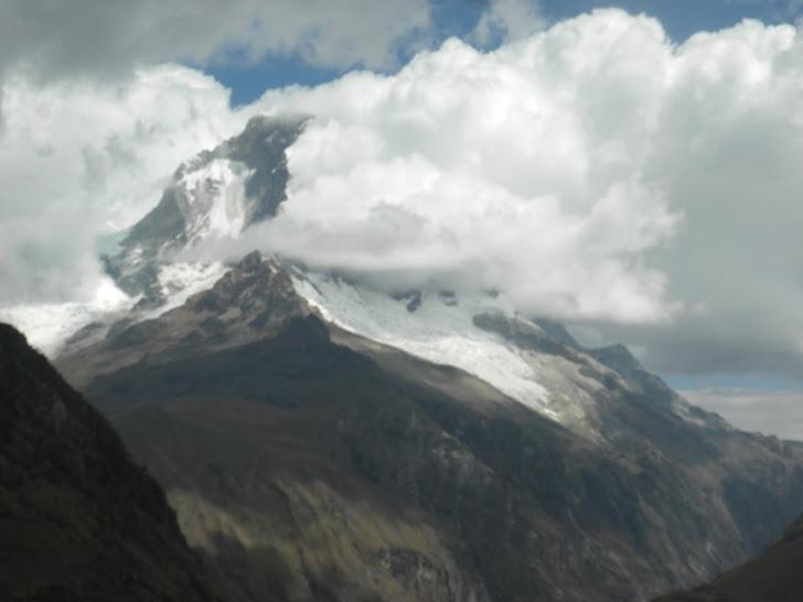 NEVADO HUASCARÁN CARA SUR (6768 m)