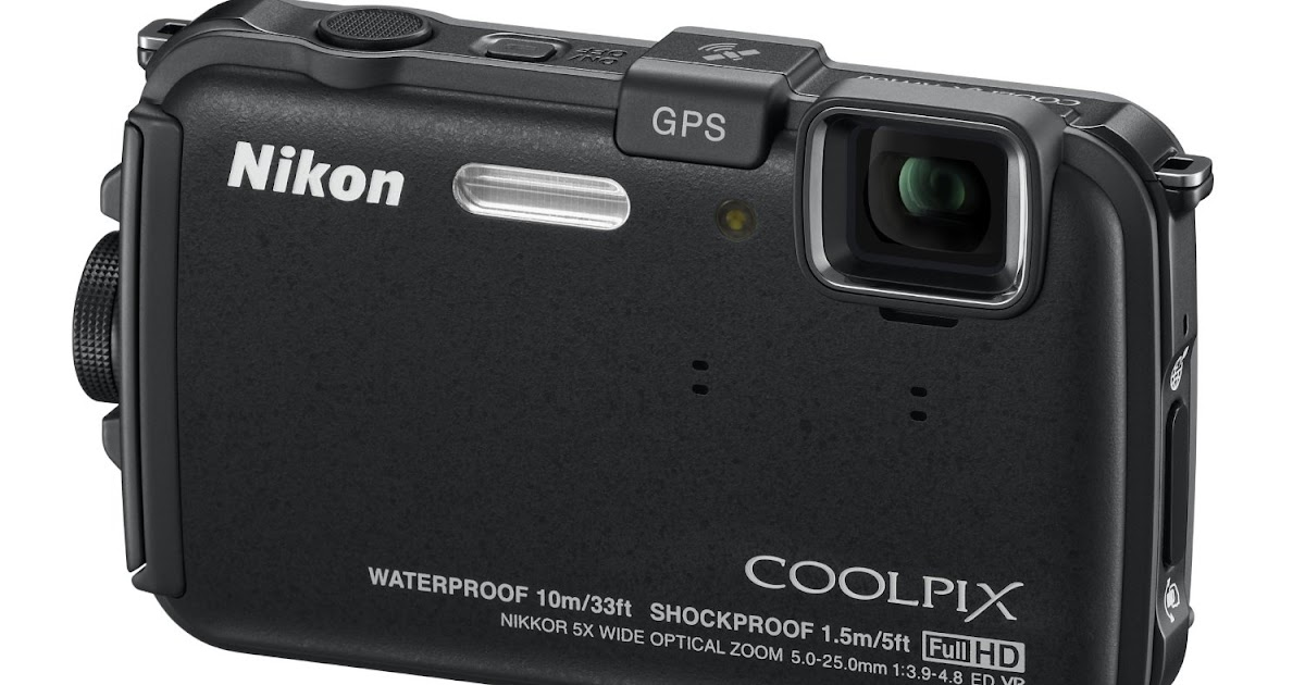 Review Nikon Coolpix Aw100