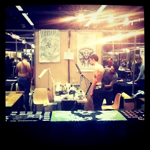 Convention Du Tatouage Nantes - Convention du tatouage A la Beaujoire à partir de ce vendredi