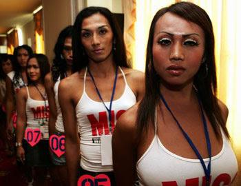 banci indonesia