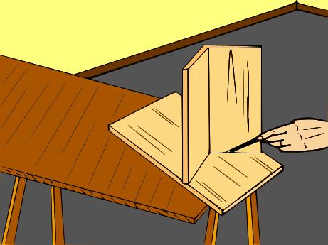 Lavori creativi fai da te an online help come costruire un candelabro in legno per il - Costruire un mobiletto ...