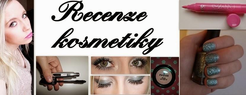 Recenze kosmetiky
