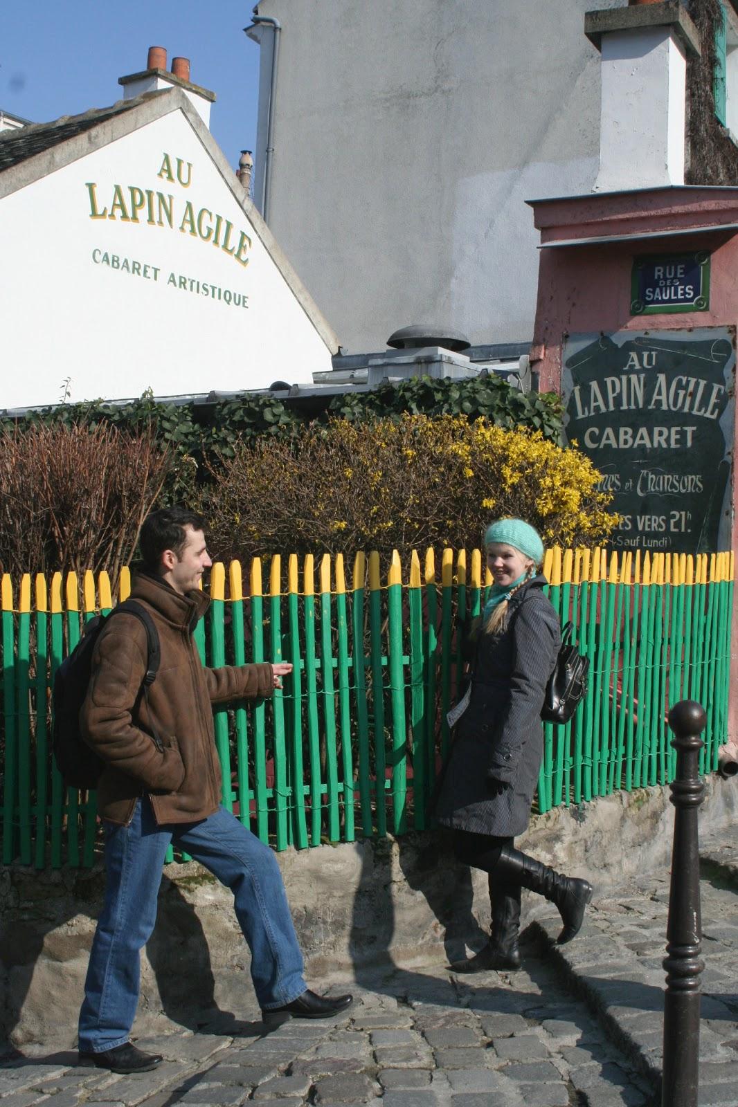 Кабаре Lapin agile