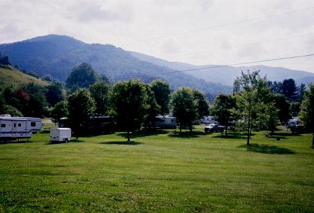 NC Mountain Camping and RV Parks