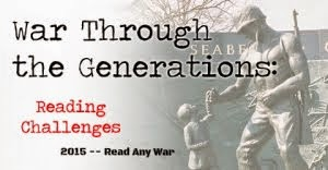 War Through the Generations Reading Challenge 2015