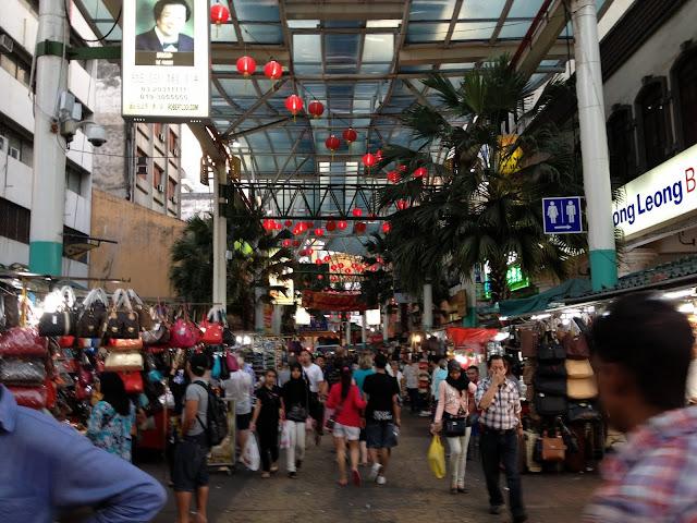 Mercado Jalan Petaling