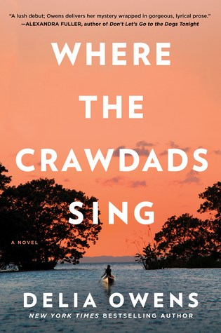 Currently Reading: Where the Crawdads Sing