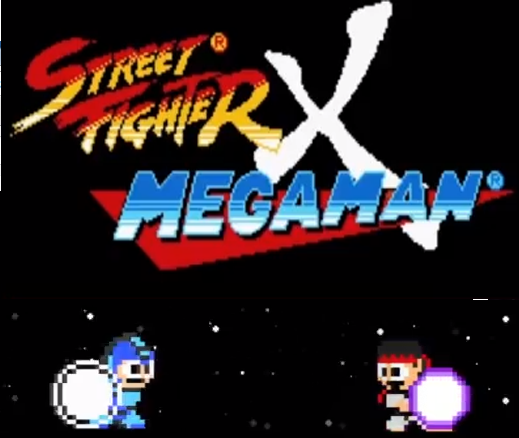 Street Fighter x Mega Man 2012 game trailer impressions reveal video game trailer review cmaquest