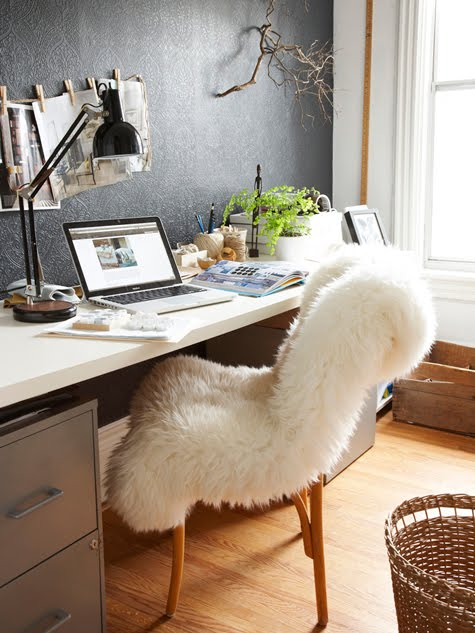 home office via emma design blog
