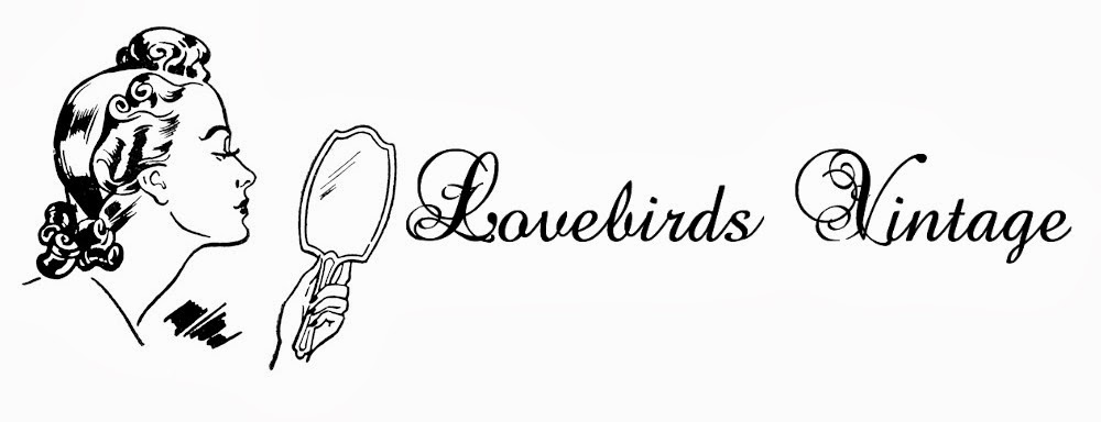 Lovebirds Vintage