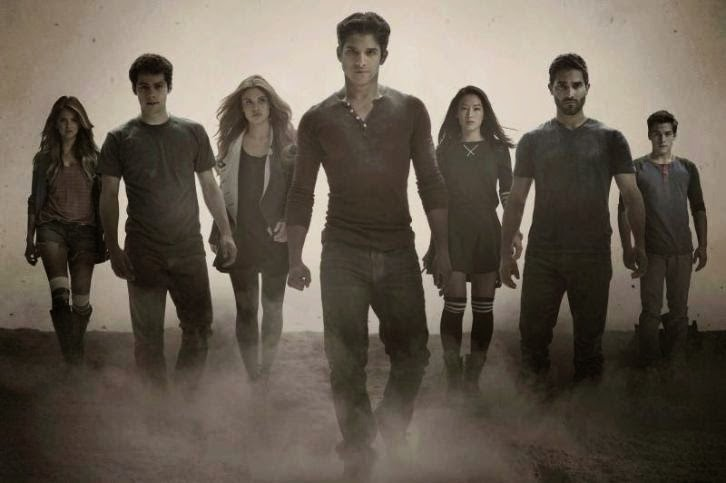 Teen Wolf  - A Promise to the Dead