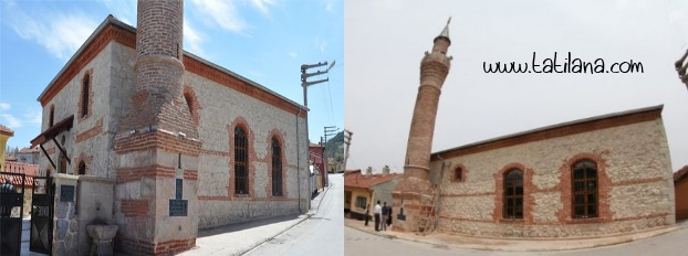 Eskişehir Hacı Hasan Ağa Camii