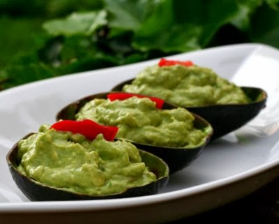 My favorite Avocado Dip.