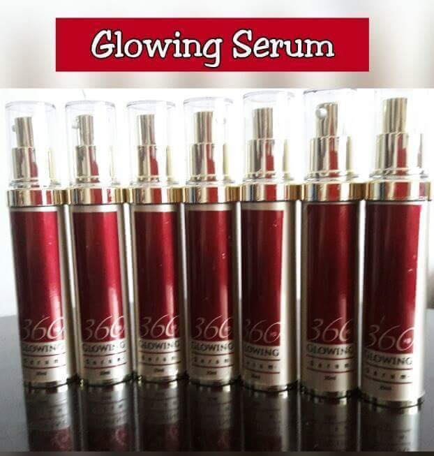 GLOWING SERUM