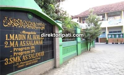 MA dan SMK Assalamah Pati